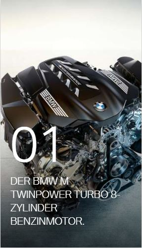 BMW M550i xDrive Highlight 1