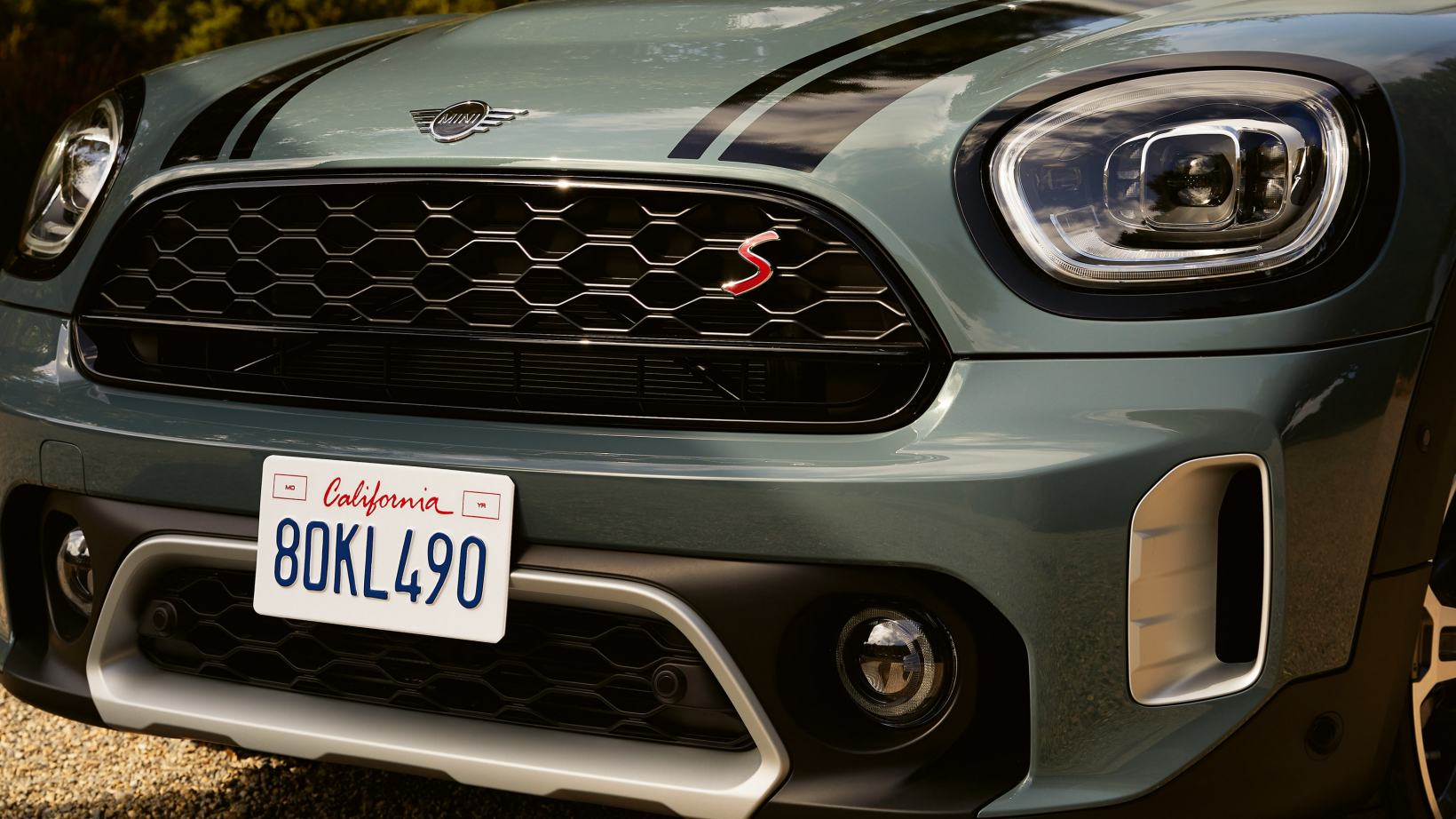 MINI Countryman Frontgrill